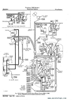 JOHN DEERE 4230 WIRING DIAGRAM  Auto Electrical Wiring Diagram