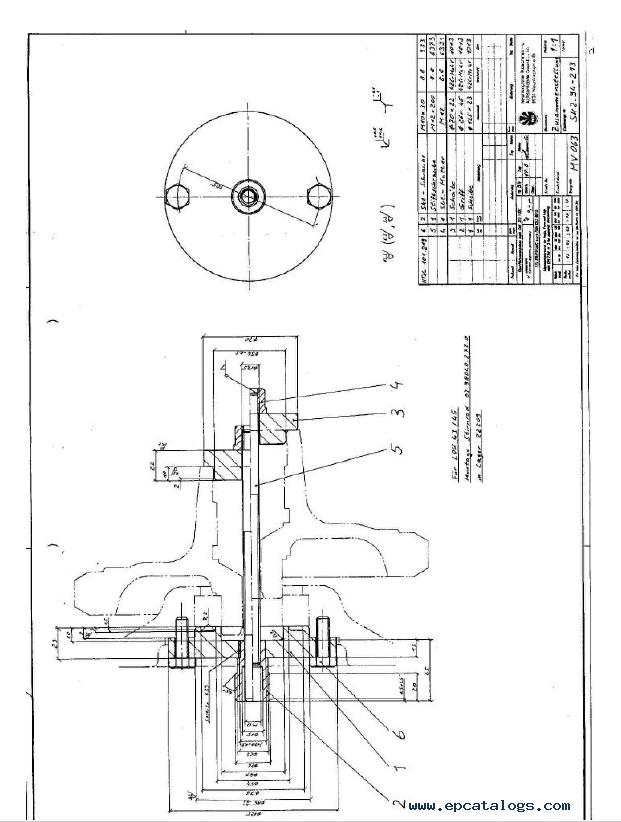 John Deere Energy Wood Harvester 1490D TM2328 PDF
