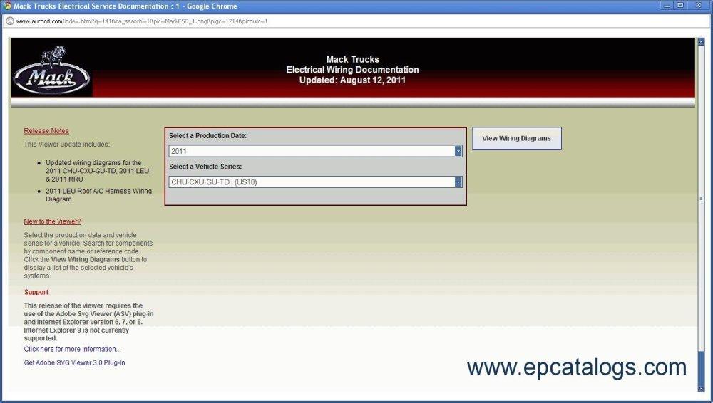 medium resolution of repair manual mack trucks electrical service documentation 1
