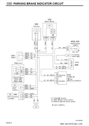 2007 Mitsubishi Fuso Wiring Diagram  Somurich