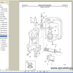 Allison Transmission Wiring Diagram 2008 Ford Fusion Fuse Jcb Excavator Service Manuals S2 Download