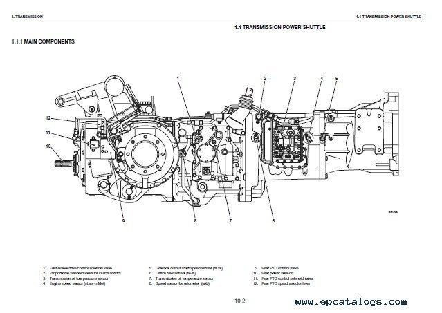 Deutz Agrotron 80 / 90 / 100 / 105 MK3 Workshop Manual PDF