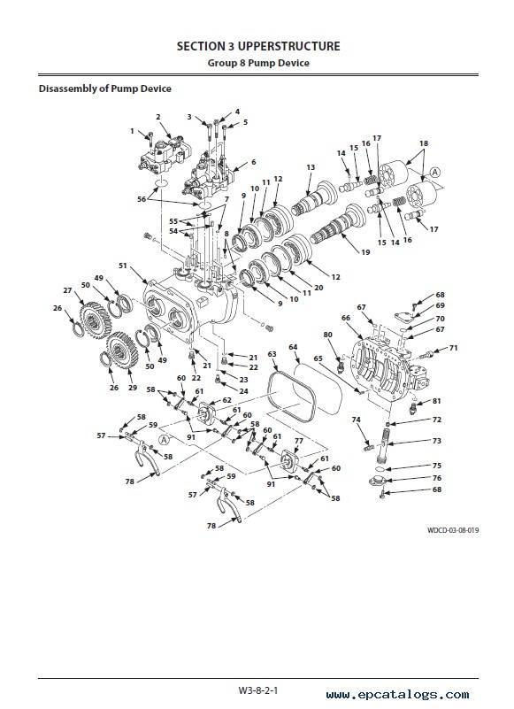 Hitachi Hydraulic Excavator ZX210LCN-G Workshop Manual