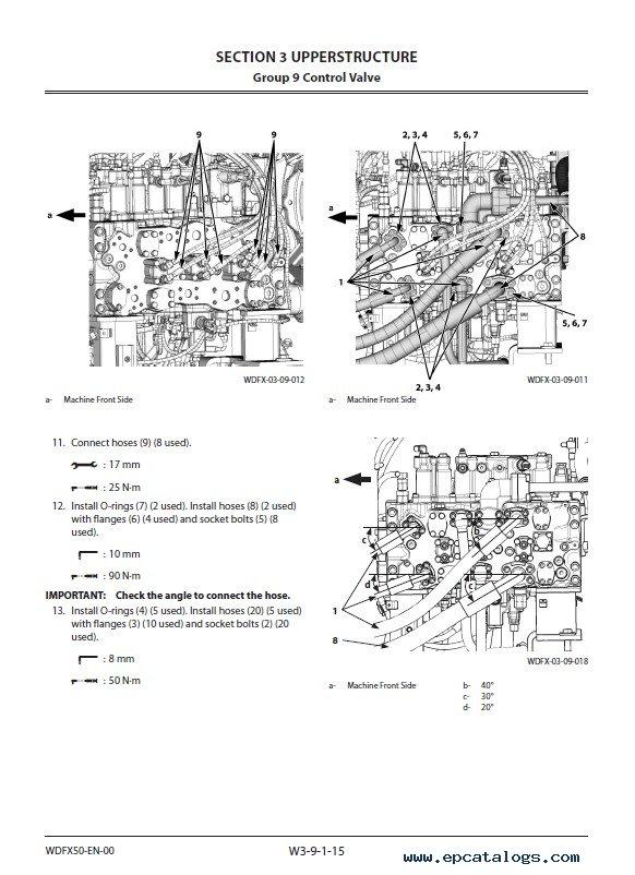 Hitachi Hybrid Excavator ZH210(LC)-6 Workshop Manual PDF
