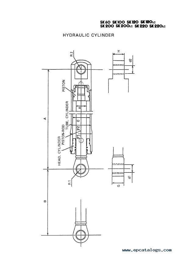 Kobelco Mark-III Excavator Serviceman Handbook PDF Repair