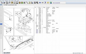 Scania Multi (1710) 2018 Parts and Service Information