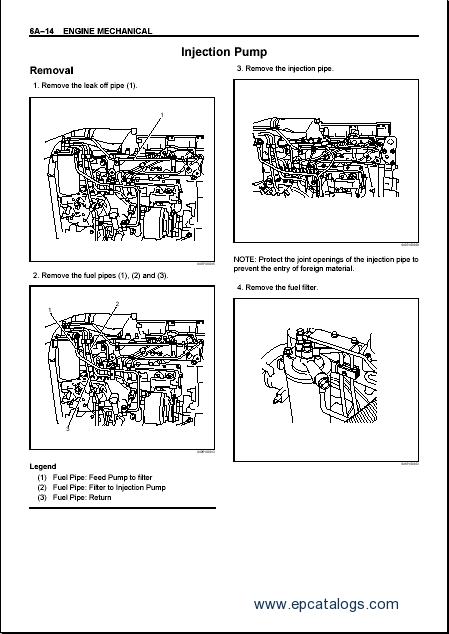 HITACHI workshop manuals parts catalogs Download