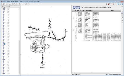 small resolution of download penta epc ii marine and industrial engine 2018 software volvo parts diagram sp