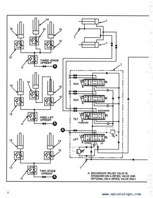 Hyster Challenger H405060XL, H200250300XL Parts
