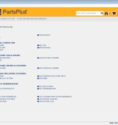 repair manual jcb partsplus electronic parts catalog v2 2 00 0004 with service manuals [ 1171 x 926 Pixel ]