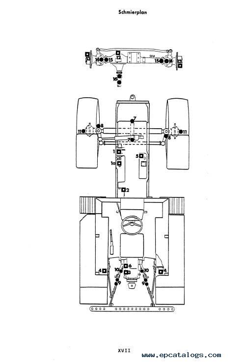 Download Fendt Farmer 303-309 LS/LSA Workshop Manual PDF