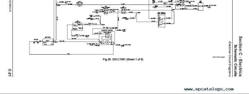 Download JCB Wheeled Loader WLS 422ZX Service PDF