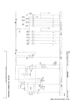 John Deere 4400 & 4500 Telescopic Handlers Technical Manual
