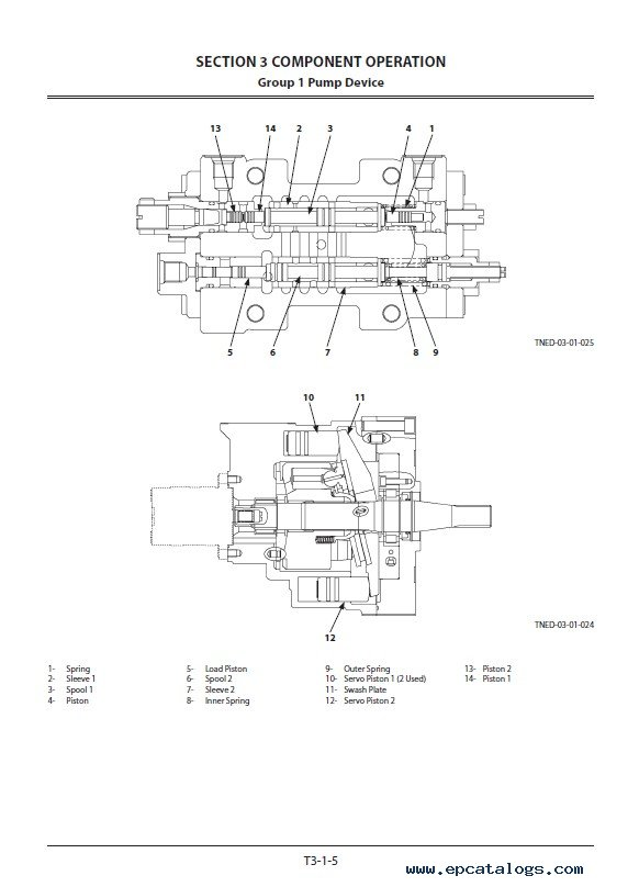 Hitachi Wheel Loader ZW180(PL)-6 OP Technical Manual PDF