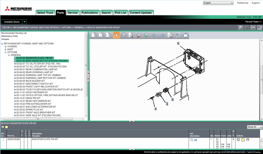medium resolution of mitsubishi forklift trucks 2014 parts manual download 2000 mitsubishi mirage wiring diagram fg40 mitsubishi forklift