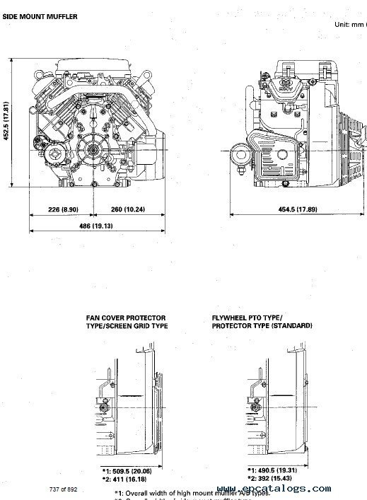 Kubota D722 Repair Manual