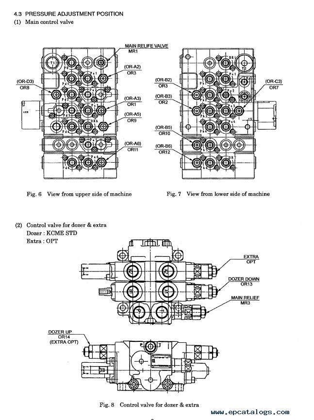Kobelco SK80MSR-1E Hydraulic Excavator Shop Manual PDF
