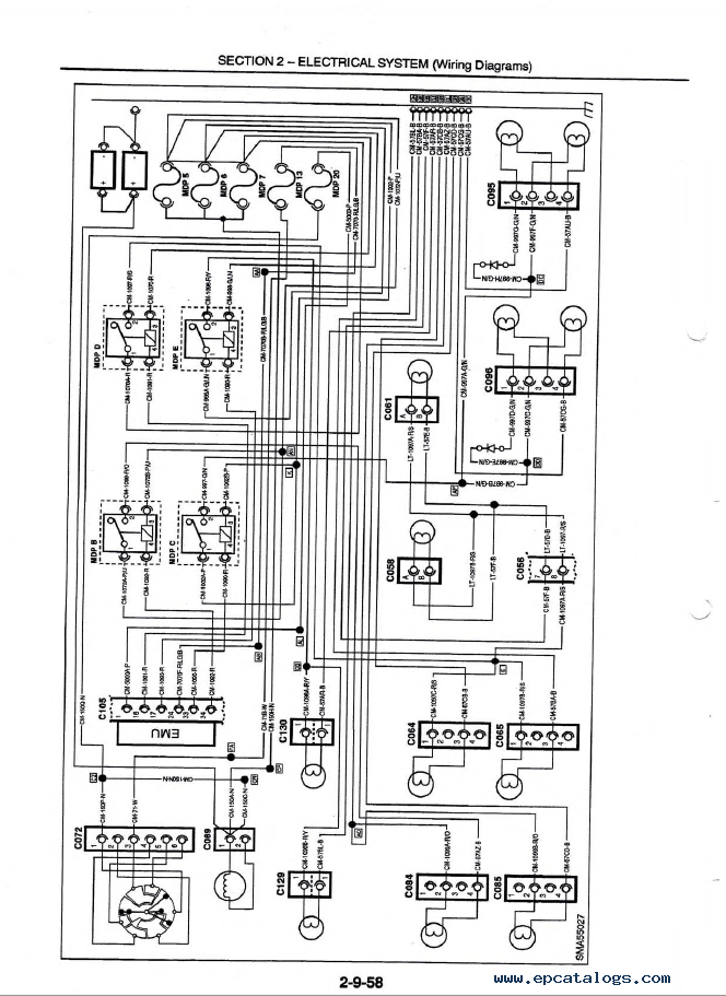 New Holland Ford 8160 8260 8360 8560 workshop repair service manual honeywell 8160 wireing diagram honeywell s8610m \u2022 wiring diagrams powermate wire diagram at mifinder.co