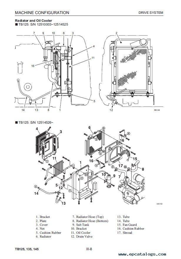 Takeuchi Tb 125 Wiring Diagram : 30 Wiring Diagram Images