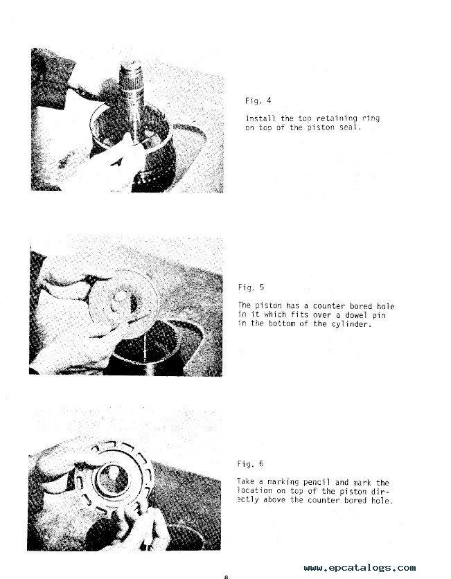John Deere Funk Series 4000 Short Drop Transmission PDF