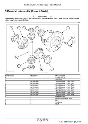 New Holland T7220T7270 Tractors Service Manual PDF