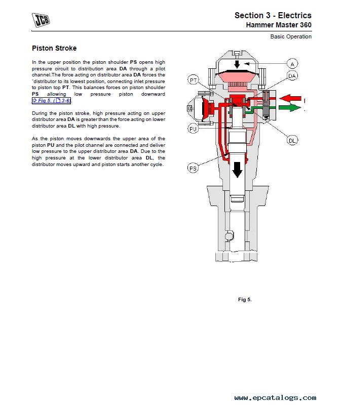 Download JCB Backhoe Loader 3DX Service Manual PDF