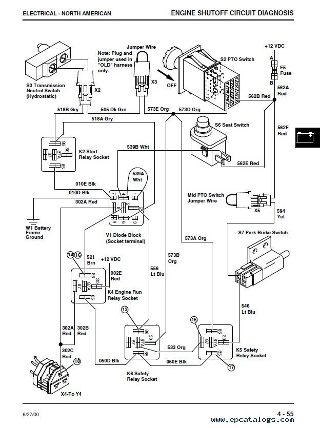 4500 ford backhoe wiring diagram
