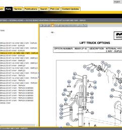 repair manual caterpillar lift trucks 2019 mcfa usa parts catalog and service manuals  [ 1431 x 937 Pixel ]