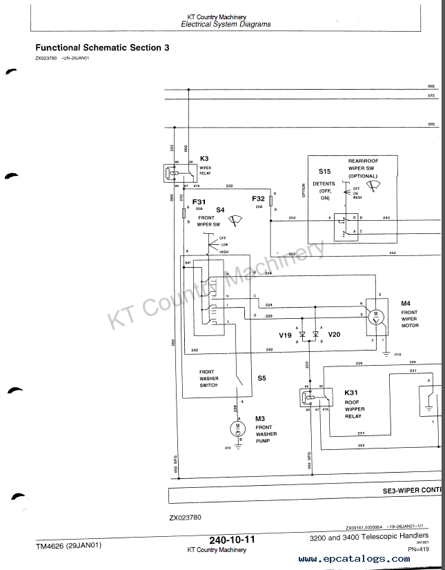 Wiring Diagram Kubota B7800 Kubota Mx5100 Wiring Diagram