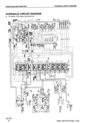 Komatsu PC4506K & PC450LC6K Hydraulic Excavator PDF
