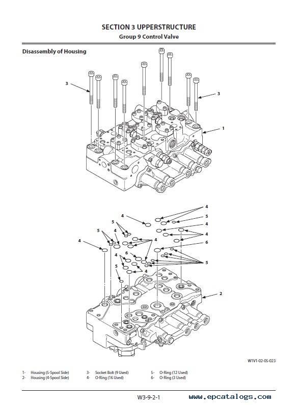 Hitachi Hydraulic Excavator ZX180LC(N)-5G Workshop PDF