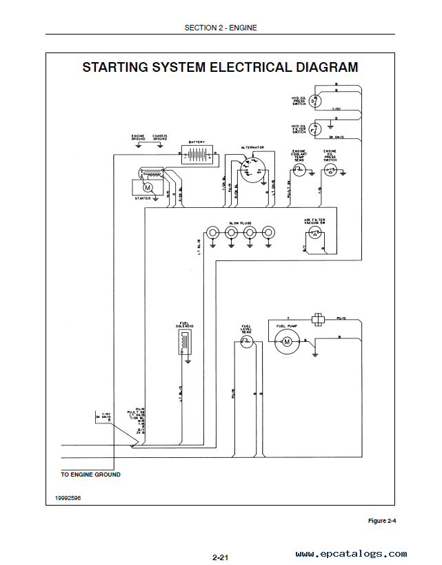 new holland skid steer wiring diagram badland 3500 winch l565, lx565, lx665 loader manual pdf download