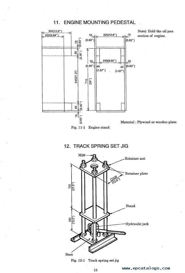 Kobelco SK235SR((N)LC)-1E Hydraulic Excavator PDF Manual