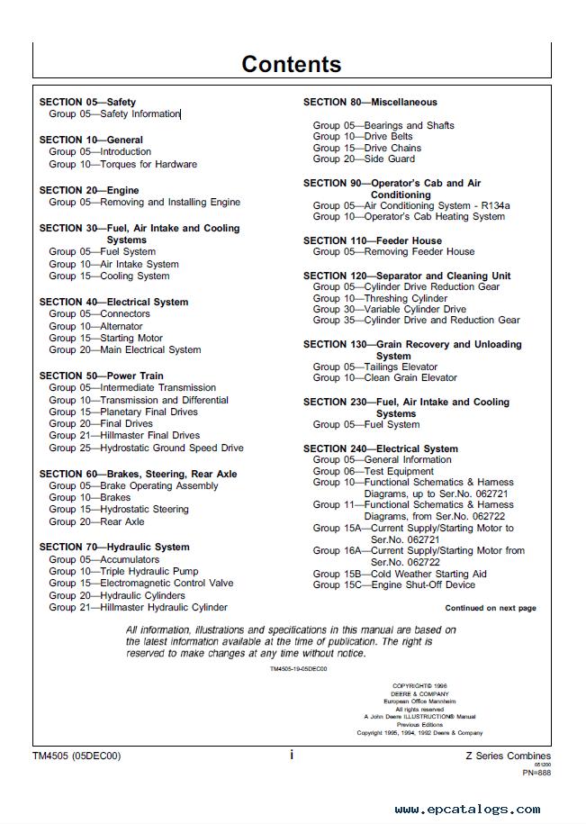 1994 Am General Hummer Bearing Manual