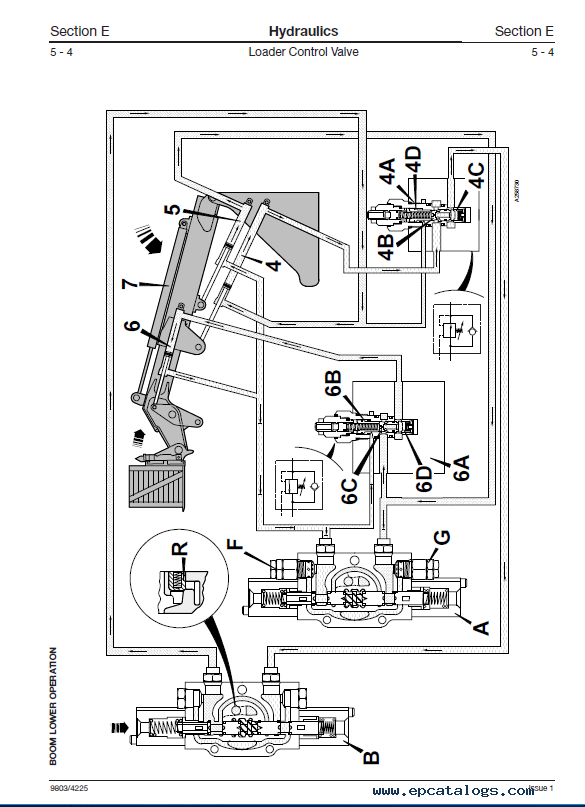 Download JCB Teletruks TM200 TM270 TM300 Service PDF