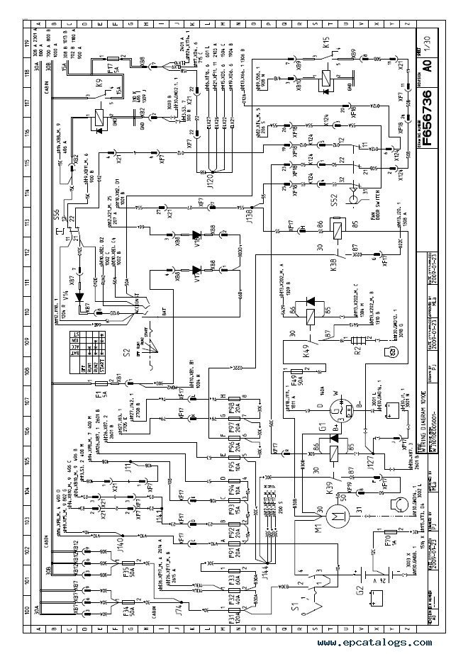 Isuzu Rodeo Wiring Diagram Schemes Isuzu Auto Wiring Diagram