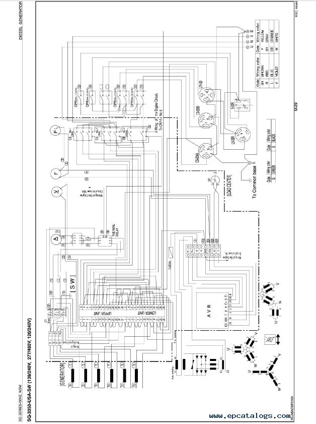 D722 Kubota Voltage Regulator Wiring Diagram Kubota D1105