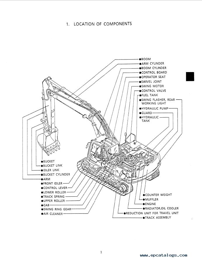 Kobelco Excavators SK200 IV & SK200LC IV PDF Service Manual