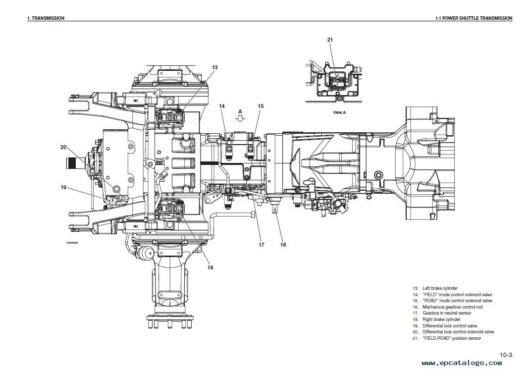 Deutz Agrotron K 90 & K 100 & K 110 & K 120 PDF Manual