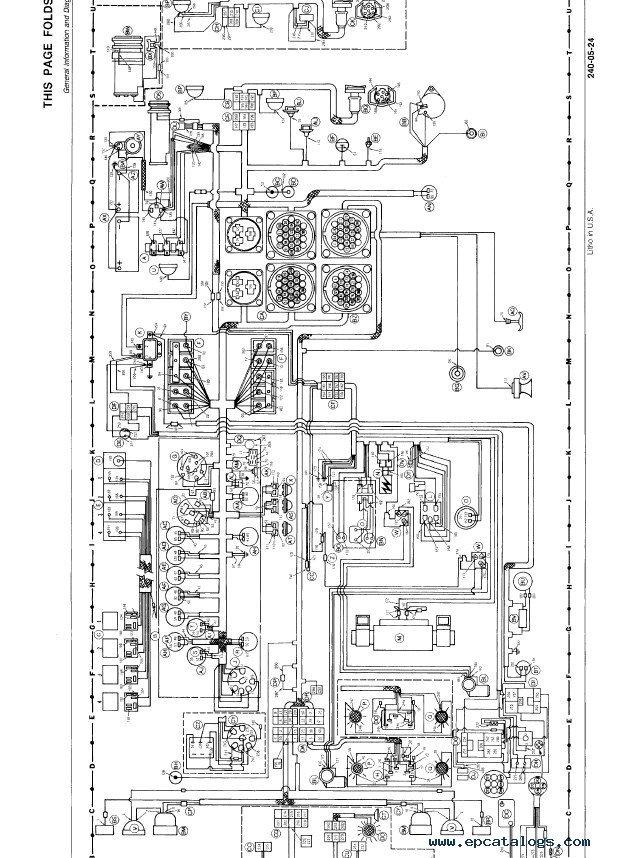 720 John Deere Starter Wiring Diagram. John Deere. Wiring