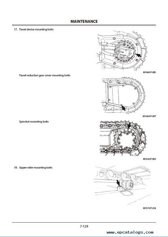 Hitachi Zaxis 130/210-6N 160/180/210LC-6N 250/300/350/380LC-6N