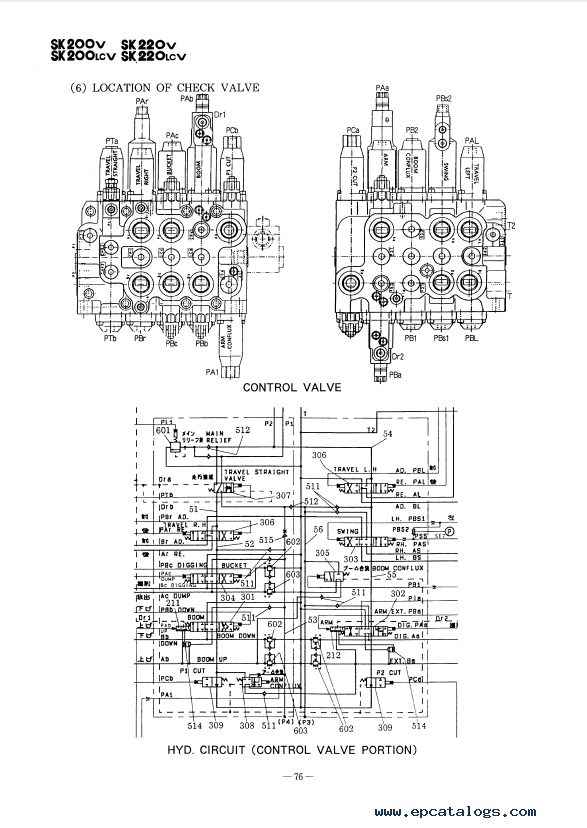 Wiring Diagram For Kobelco Sk Thomas Wiring Diagrams