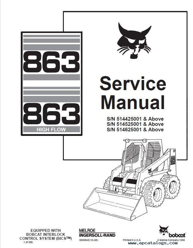 bobcat 753 alternator wiring diagram