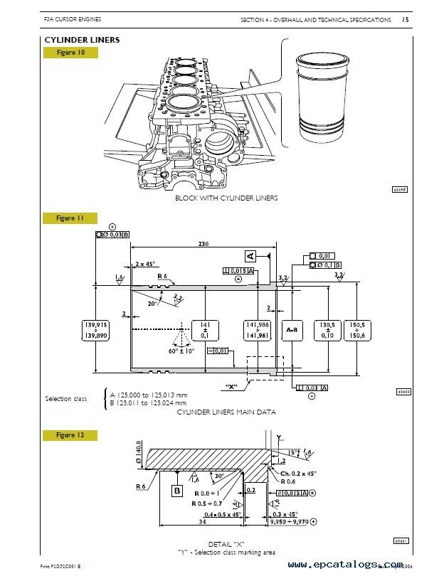 Iveco C10 ENT TIER2 Technical and Repair Manual PDF