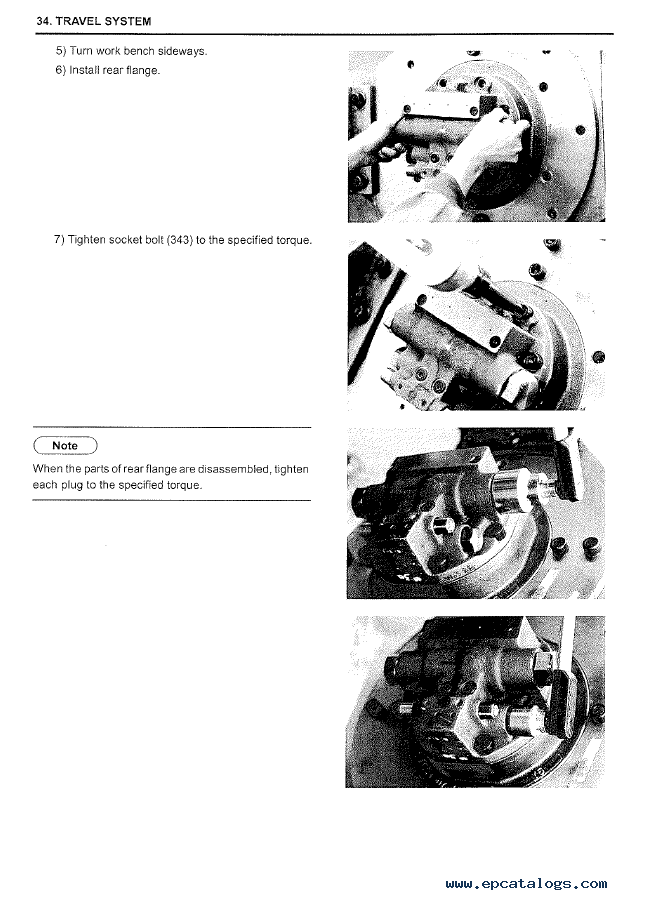 Kobelco SK200-8 SK210LC-8 Excavator PDF Shop Manual Download
