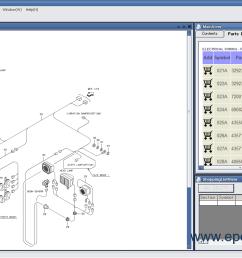 spare parts catalog kawasaki wheel loaders 4 [ 1280 x 754 Pixel ]