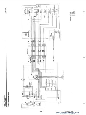 Yanmar Engine 4JH Series Service Manual PDF