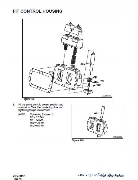 Doosan Mega 300-V & Solar 340LC-V Track Excavator PDF