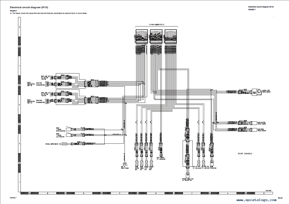 medium resolution of wiring komatsu schematics wa250 6 wiring diagrams trigg wiring komatsu schematics wa250 6