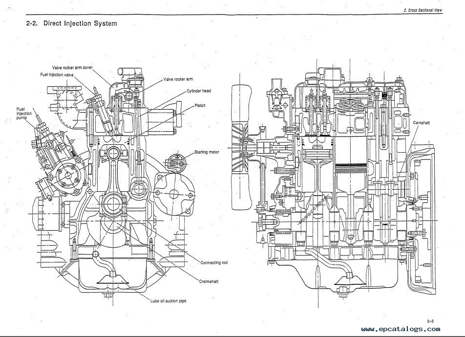 Kobelco SK40SR-2 SK45SR-2 Hydraulic Excavator PDF